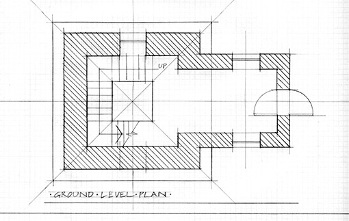 Image #4 FNIL plans: Ground Level Plans